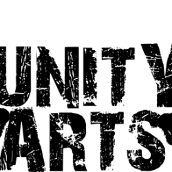 unityarts logo bw