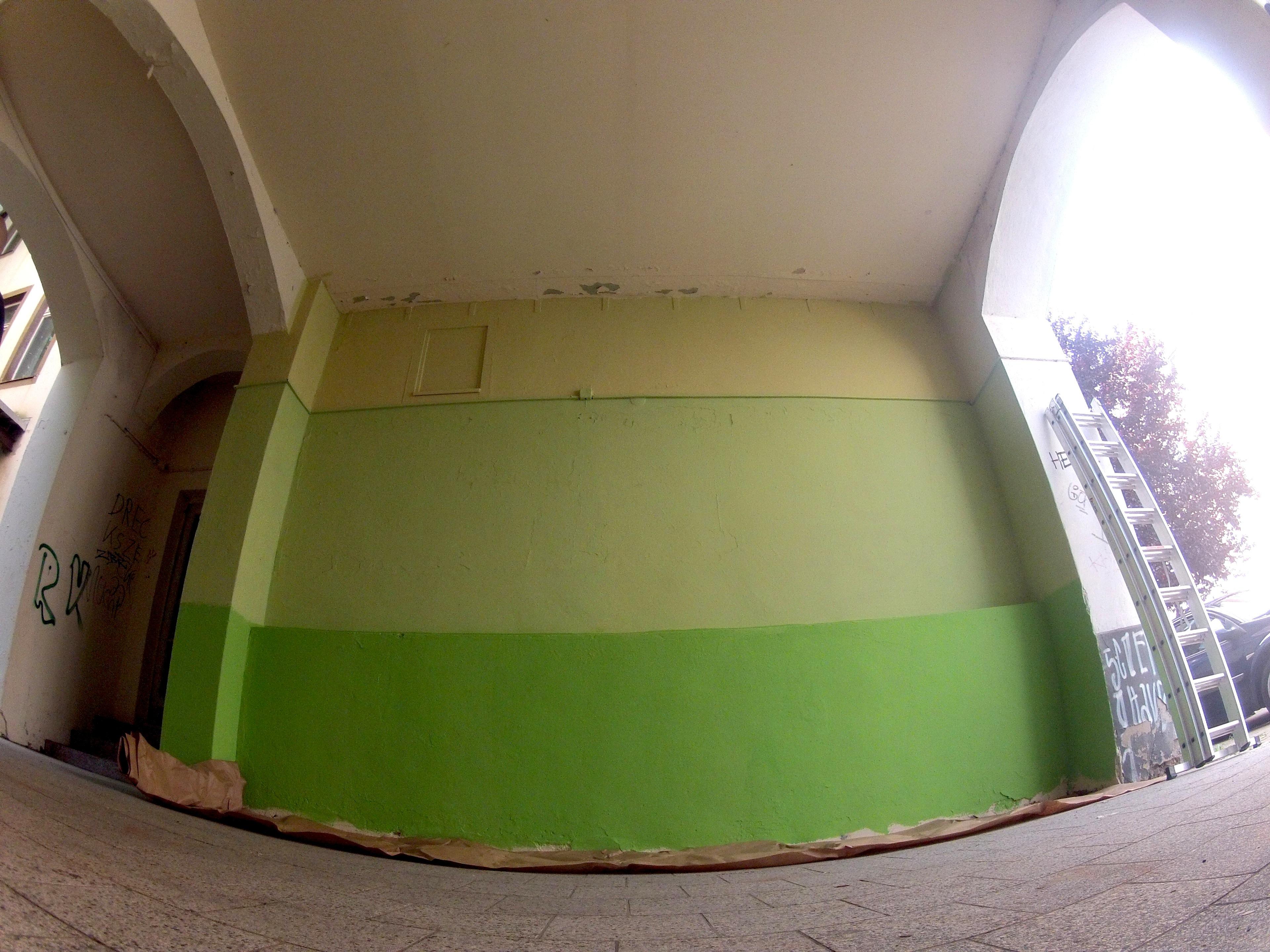 Unityarts Kultursommer Chemnitz Wall