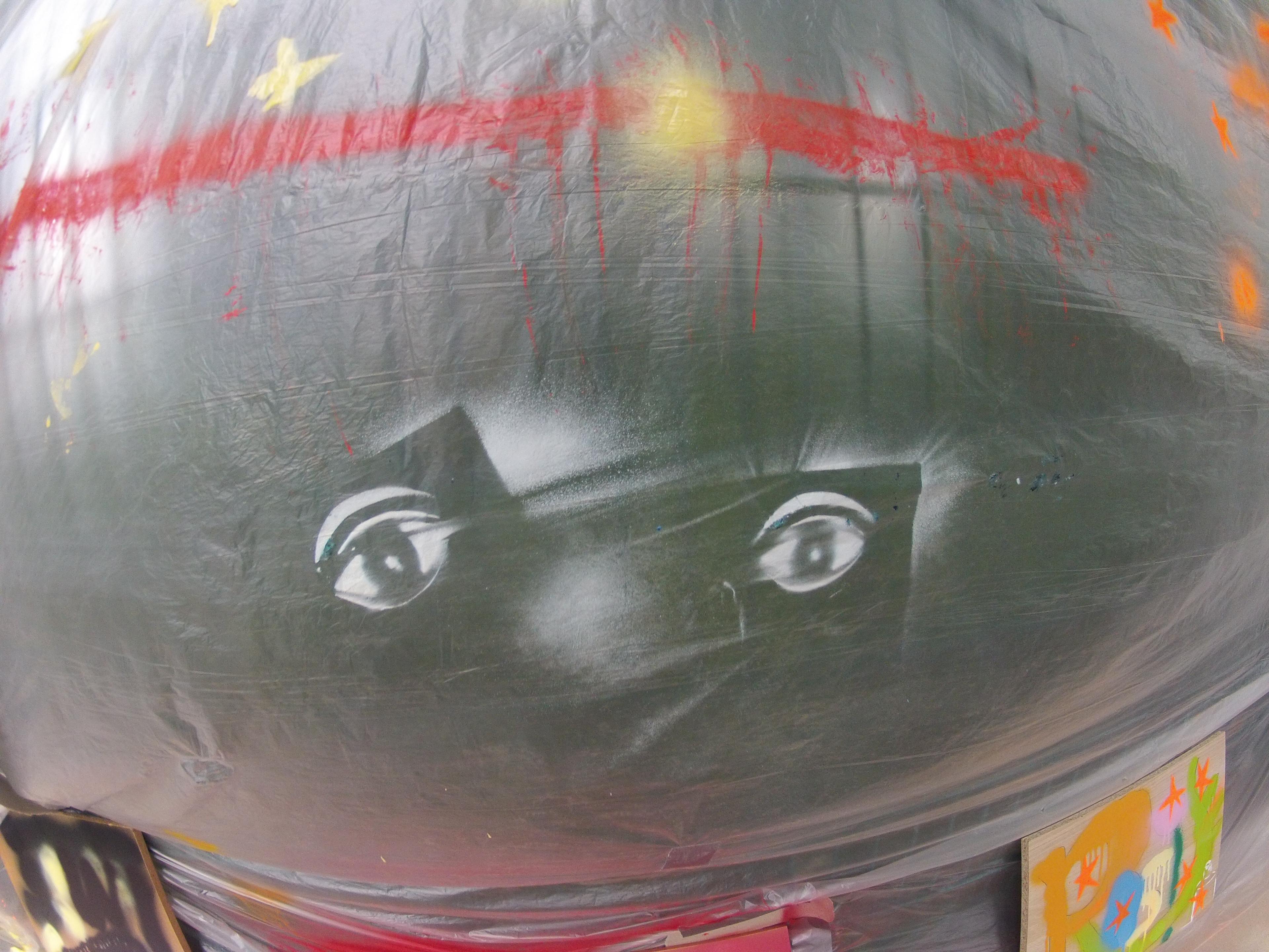 TU Chemnitz Graffiti 6