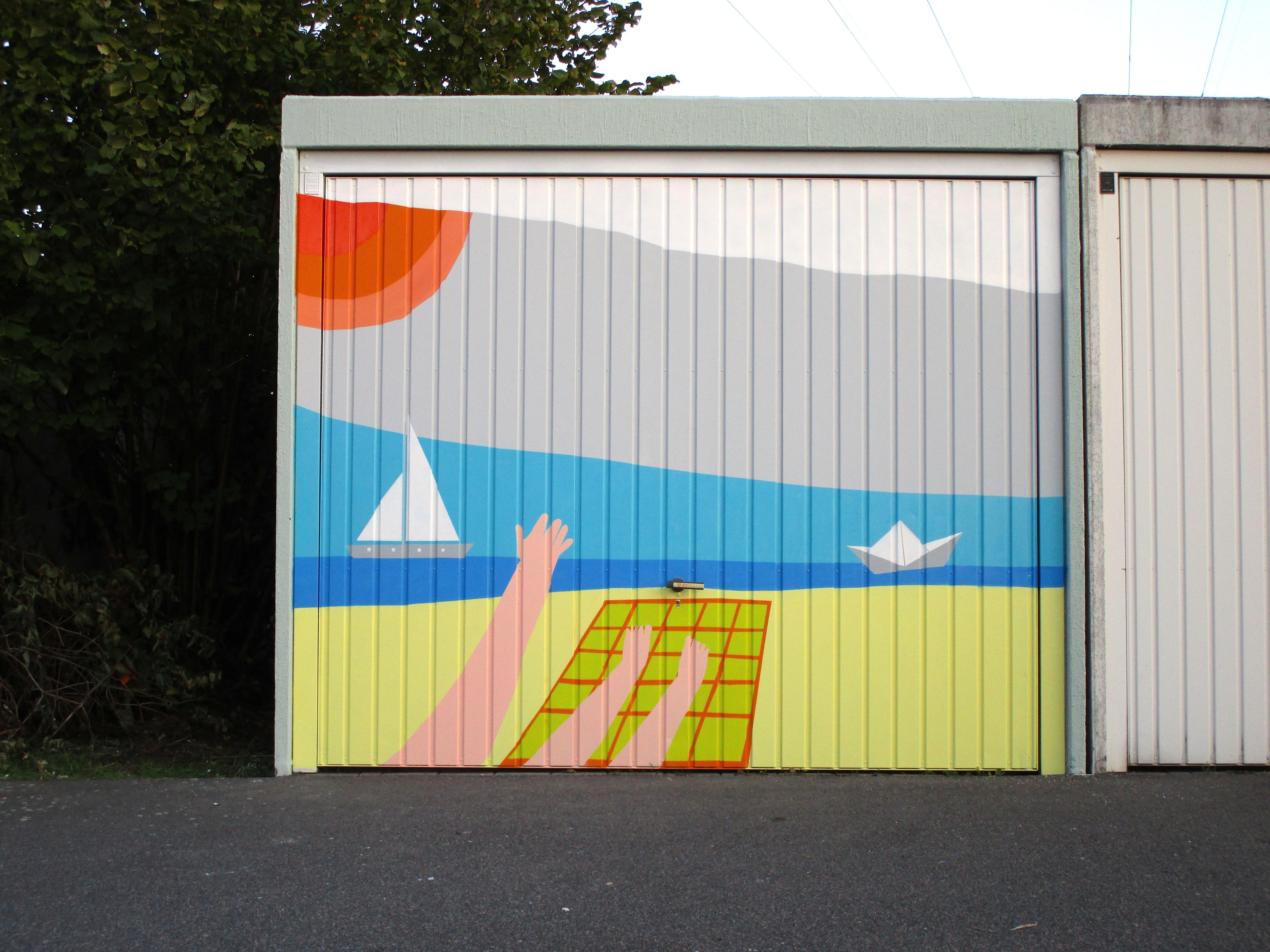 Graffiti Auftrag Leipzig