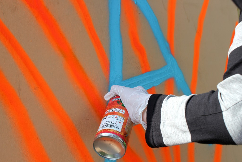 Graffiti Workshop Dresden