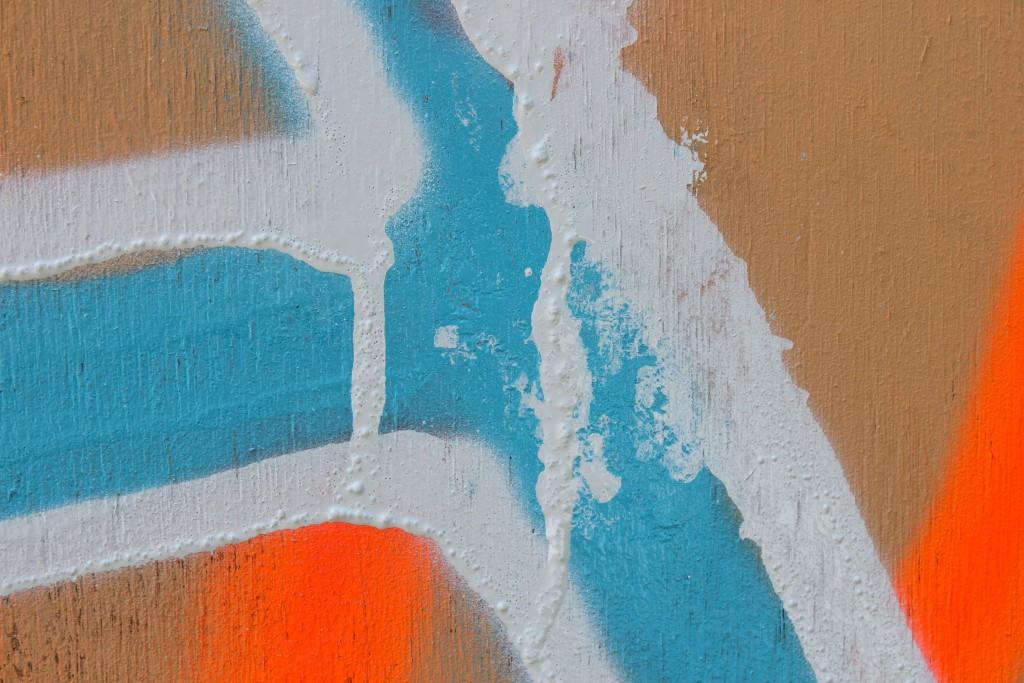 Graffiti Workshop Detail