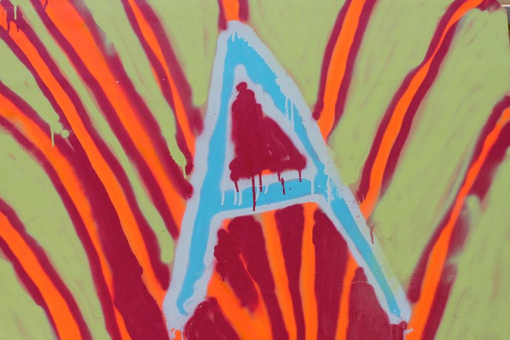 Detail Graffiti